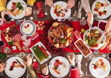 The nutritionist's guide to combatting festive overindulgence