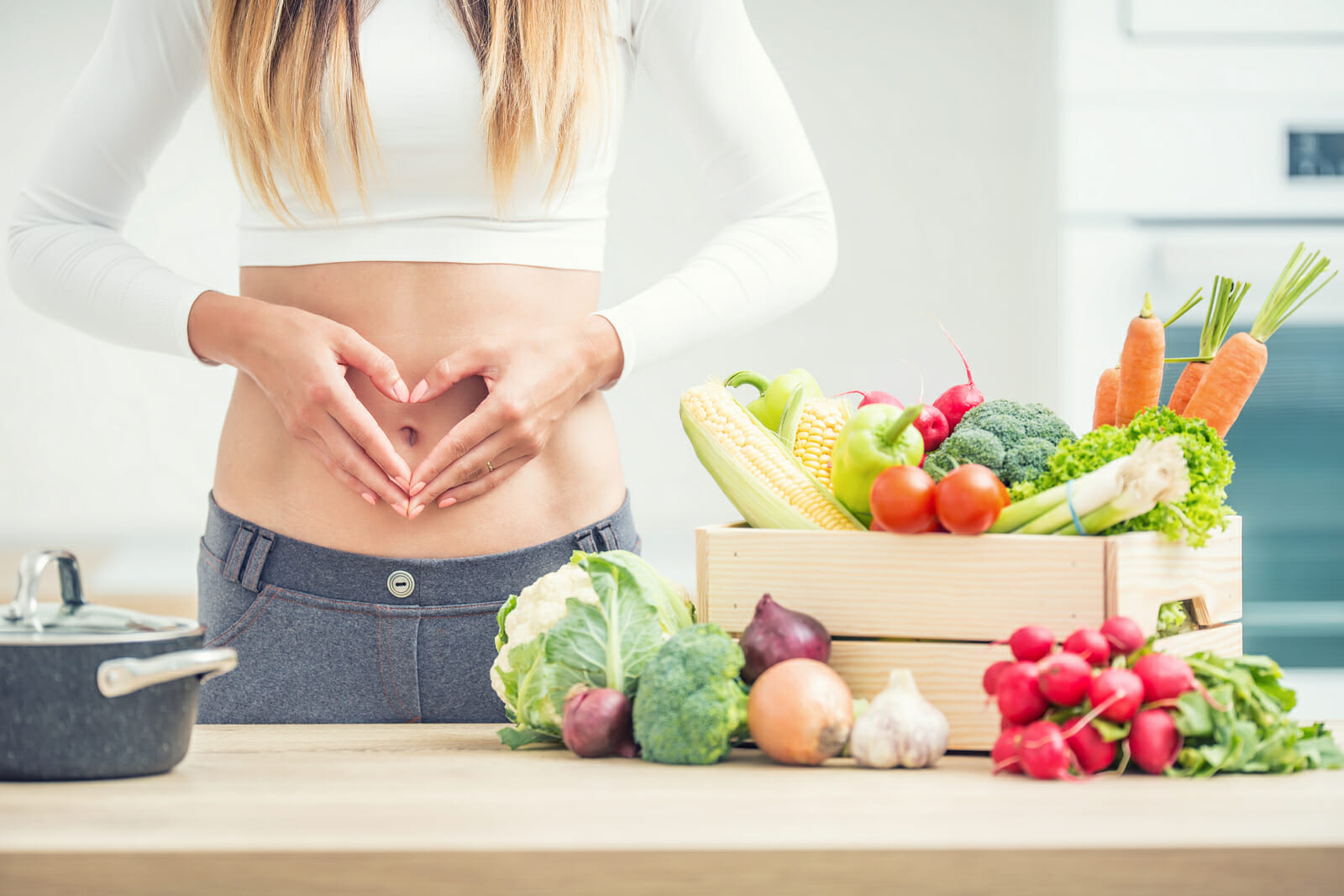 A little loving self-care will enable you to spring-clean your body from the inside out and get a head start on summer by reducing belly bloat and IBS-D symptoms.